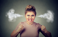 Според диетолози, гневните хора напълняват по-лесно