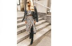 Романтични визии с флорални поли и рокли
