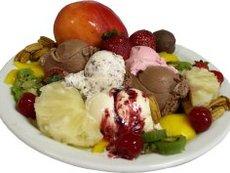 Всички рецепти за сладолед и със сладолед на едно място