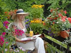 Красиви идеи за летния ви балкон