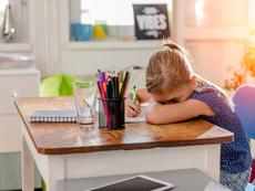 Защо детето отказва да влезе в час?