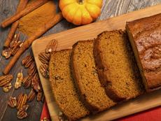 Лесен тиквен хляб с канела