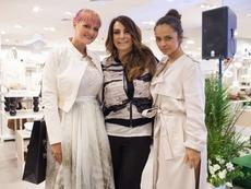 Рут Колева и Сани Жекова на  звезден шопинг