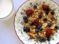 Калций, желязо и витамин B помагат да върнем предишното си тегло