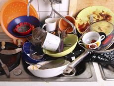 Развихри се в кухнята и забрави за мръсните съдове