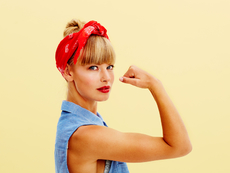 Силните жени не толерират подобно мъжко поведение