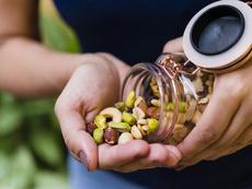 Защо ядките са важни за имунната система?