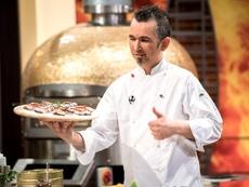 MasterClass за приготвянето на пица-десерт от Chef Радо Кирязов