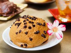 Шоколадов хляб в хлебопекарна
