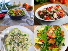 10 рецепти за нестандартни салати