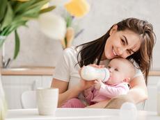 Коя е перфектната храна за бебето