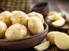 Тридневна диета с картофи