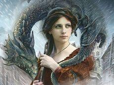 Да се влюбиш в разследващ драконово убийство