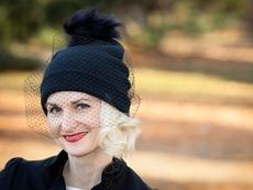 Как да си направите шармантна зимна шапка