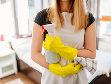 Как да направим пролетно чистене без преумора и стрес