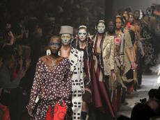 Хелоуин визия през погледа на модата (галерия)