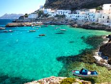 Сицилия – рай на три морета