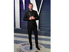 Григор Димитров бе на партито за Оскарите