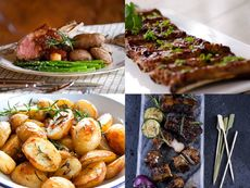 Рецепти за ястия на скара и грил