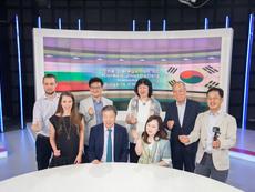 Представители на Асоциацията на корейските журналисти посетиха Bulgaria ON AIR