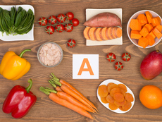 Храни, богати на витамин A (галерия)