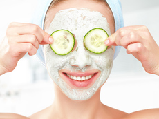 Освежаващи маски за лице при махмурлук