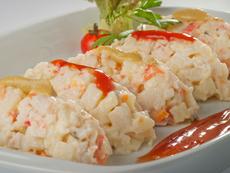 Коледна картофена салата по чешка рецепта