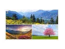 Изберете пейзаж и вижте какво ви очаква през април