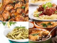 12 прекрасни италиански рецепти