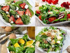 18 пролетни рецепти с пресни зеленолистни зеленчуци