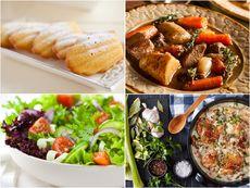 15 рецепти от френската кухня