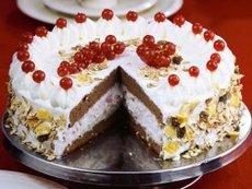 Торта Мюсли