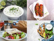 17 вкусни рецепти от гръцката кухня