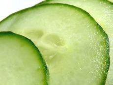 Маска с краставица за хидратиране на лицето