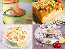 12 страхотни рецепти със сьомга