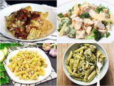 11 рецепти за паста с пиле