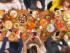 За колко време се храносмилат някои храни?