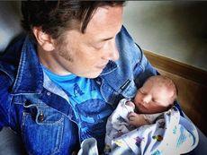 Джейми Оливър стана баща за пети път