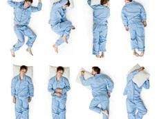 Добри и лоши пози за сън