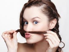 """Натурално премахване на досадните """"мустаци"""""""
