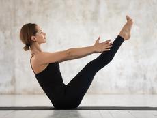 Пилатес упражнения за стягане на ядрото на тялото