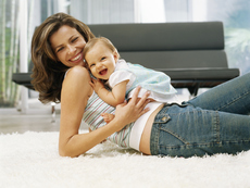 За какво младите майки не бива да се притесняват
