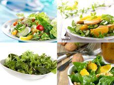 11 рецепти за пролетни зелени салати