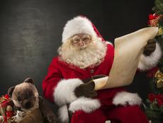 Изпрати писмо на Дядо Коледа