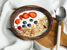 Закуска с кефир – полезна за червата и за отслабване