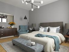 Фъншуй съвети за спалнята за добър сън и повече любов