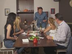 Деян Донков и Енджи Касабие мерят сили в кухнята