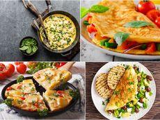 15 разнообразни рецепти за вкусен омлет