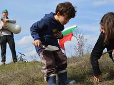 Помогнете да залесим България