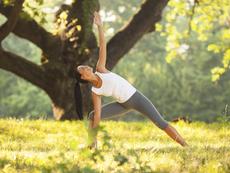 Как йогата помага за зачеването?